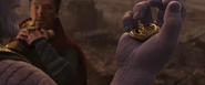 Thanos (Never Used Your Greatest Weapon)