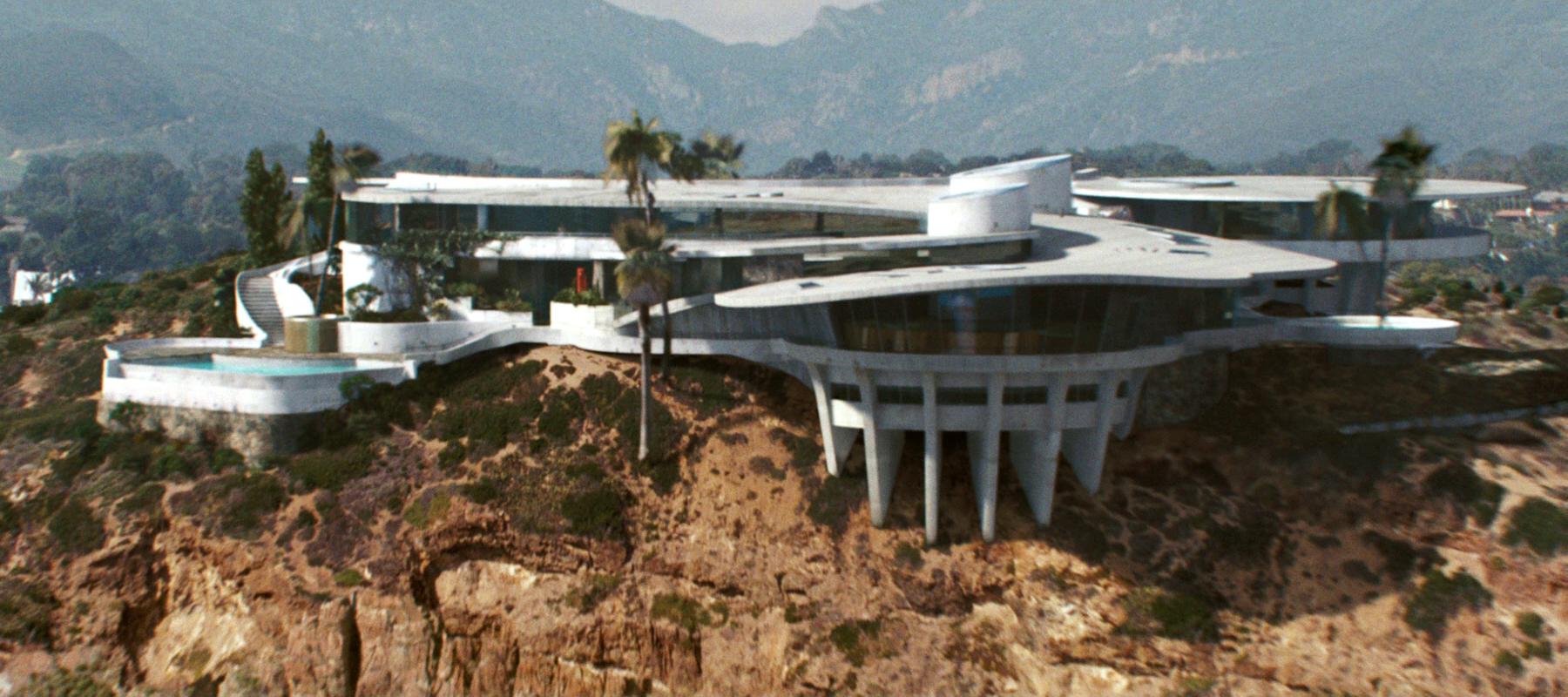 Tony Stark's Mansion | Marvel Cinematic Universe Wiki ...