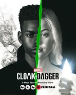 Cloak and Dagger S2 - Poster