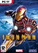 IronMan PC Aust cover