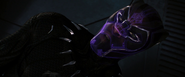 New Black Panther Helmet