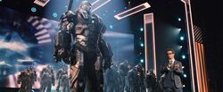 War Machine Expo Reveal 3