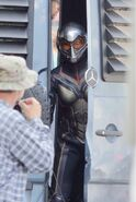 A&W Wasp Suit BTS 3