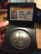 BTS Lincoln's Badge