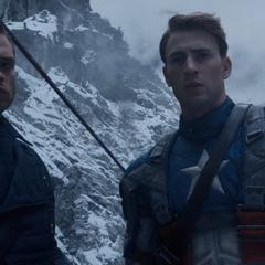 Rogers y Barnes se preparan para la misión.