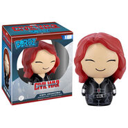 CW Dorbz Black Widow