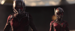 Classic Ant-Man and the Wasp