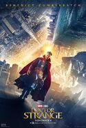 Doctor Strange Character Poster 02