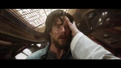 Doctor Strange de Marvel Primer teaser tráiler oficial de España HD
