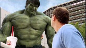 Hulk - Burger King Marvel