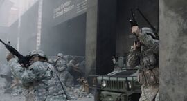 Army vs Chitauri