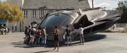 BP (Shuri & A Bugatti Spaceship)