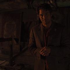 Banner descubre la trampa de Romanoff.