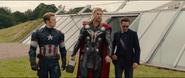 Captain America, Thor Odinson & Tony Stark