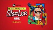 Celebrating Marvel's Stan Lee Friday, 8 7c on ABC-0