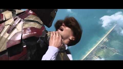 Marvel España Iron Man 3 El rescate