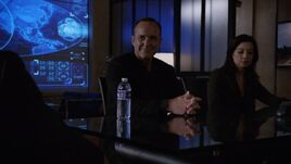 May Coulson speaks Mace
