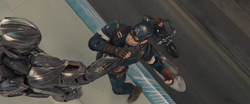 Ultron VS Cap