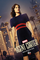 Agente Carter Poster Oficial 2