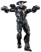 War Machine Armor - Mark IV