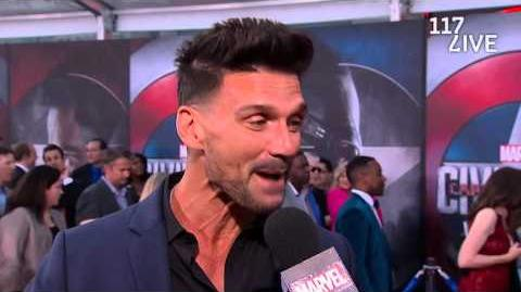 Frank Grillo on Crossbone's Role in Marvel's Captain America Civil War