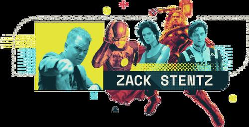 Hey Fandom - Zack Stentz