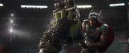 Hulk Block (Sakaar Duel)