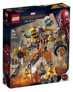 Lego-76128-molten-man-battle-1