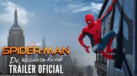 Spider-Man De Regreso a Casa - Tráiler 2
