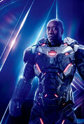 War Machine - Infinity War (Infobox)