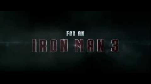 Iron Man 3 - Nuevo avance con introducción de Tony Stark Subtitulado - Latinoamérica