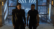 Loki and Hawkeye deleted scene 1