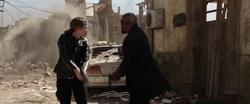 Maria Hill & Nick Fury (FFH)