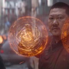 Wong acepta cuidar a Banner.