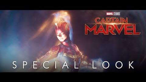 Marvel Studios' Captain Marvel Special Look