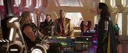 Thor Ragnarok-Thor&LokiListentotheGrandmaster