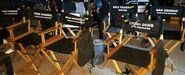 Thor Ragnarok Production Chairs