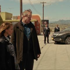 Foster y compañía llegan a un acuerdo con Coulson.