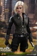 Black Widow Infinity War Hot Toys 3