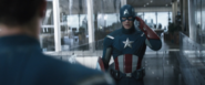 Captain America meets Captain America