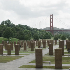 Monumento a los Desaparecidos en San Francisco.