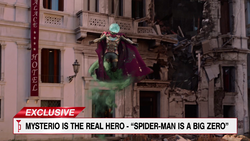 Mysterio Is The Real Hero