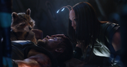 Rocket, Mantis and Thor IW
