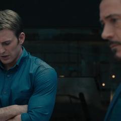 Rogers descubre que J.A.R.V.I.S. fue una víctima de Ultrón.