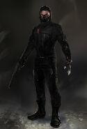 Captain America The Winter Soldier 2014 concept art 25