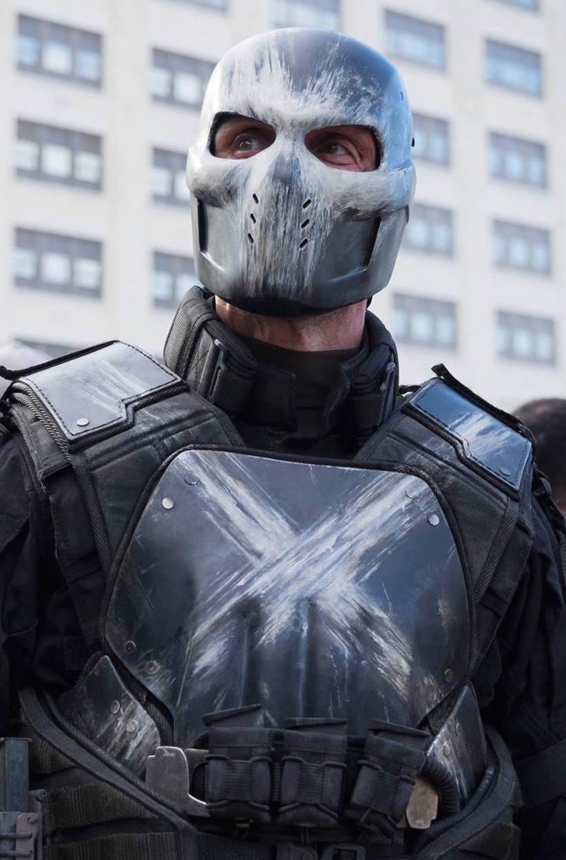 Crossbones Marvel Cinematic Universe Wiki Fandom