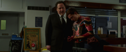Happy Hogan & Spider-Man