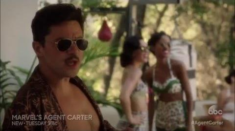 Howard Stark Returns - Marvel's Agent Carter Season 2, Ep