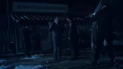 Infiltración en la instalación minera de Burkov