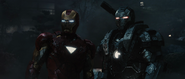 Iron Man (Mark VI) & War Machine (Mark I)
